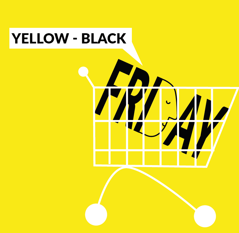 Yellow-Black Friday